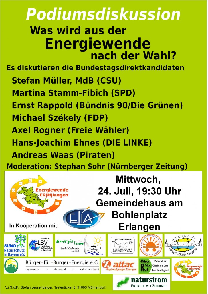 Plakat_Podiumsdiskussion_Energiewende