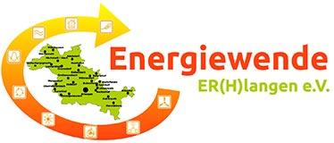 Energiewende ER(H)langen e.V. Logo